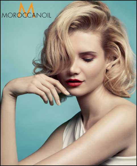 Moroccanoil Curl Cream, Moroccanoil Products from Christos Newport Pagnell